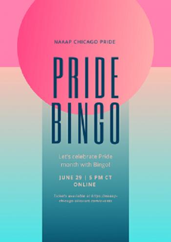 NAAAP Chicago Pride Bingo